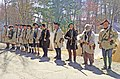 Battle of Guiliford Courthouse 1781 reenactment 08.jpg