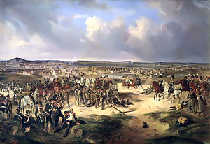 Battle of Paris (1814) - Battle of Paris 1814