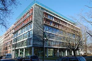 Brazil–Germany relations - Brazilian Embassy building in Berlin