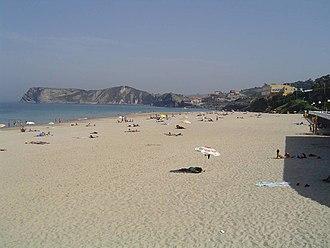 Western coast of Cantabria - Beach of Comillas