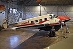Beech E.18S-9700 'G-ASUG' (39882453941).jpg
