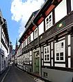 Beeindruckende Fachwerkbauten prägen die Goslarer Altstadt. 09.jpg