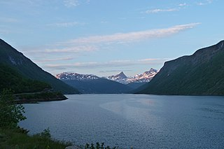 Ofoten Traditional district in Northern Norway, Norway