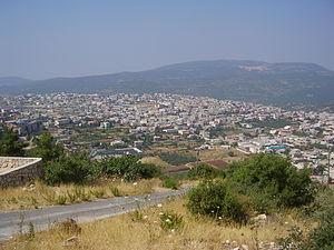 Beit Jann - Beit Jann cityscape