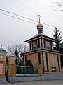 Bell tower of Orthodox church of the St. Mary's Birth in Bielsk Podlaski - 01.jpg