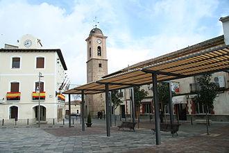 Belvís de la Jara - Image: Belvís plaza