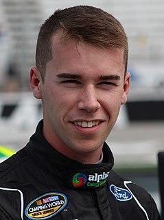 Ben Rhodes (racing driver) American stock car racing driver