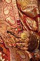 Bengali Hindu Bride Holds Gach Kouto - Howrah 2015-12-06 7423.JPG