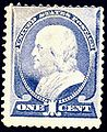 Benjamin Franklin 1887 Issue-1c.jpg