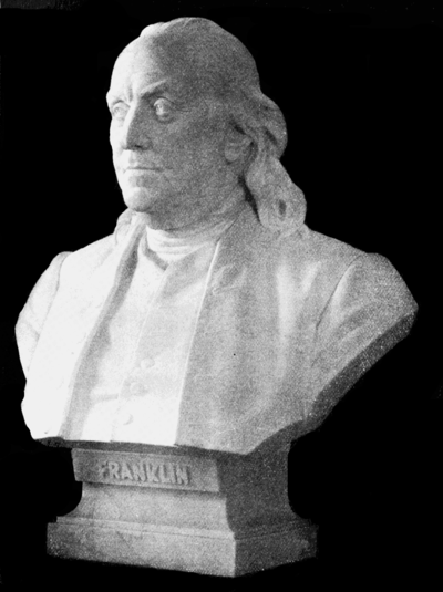 Benjamin Franklin by William Couper American Museum of Natural History.png