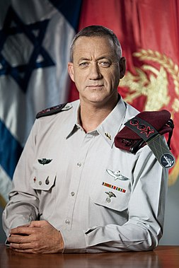 Benny Gantz, Chief of General Staff.jpg