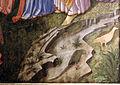 Benozzo gozzoli, cori angelici, 1459, 08 pappagalli.JPG