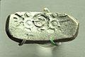Bent Bar Coin - Silver - Circa 5th Century BCE-2nd Century CE - ACCN ASB 1 - Indian Museum - Kolkata 2014-04-04 4321.JPG
