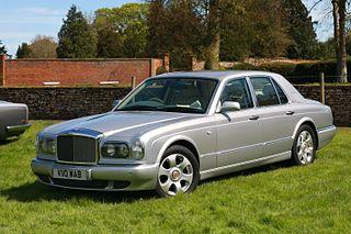 Arnage (Mk1) - Bentley