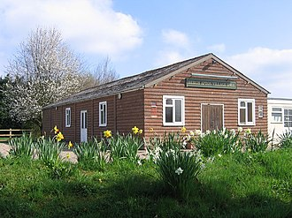 Bergh Apton - Image: Bergh Apton Village Hall geograph.org.uk 156605