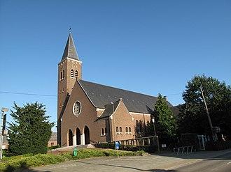 Herselt - Image: Bergom, kerk foto 1 2009 08 29 18.27