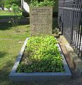 Berlin, Mitte, Invalidenfriedhof, Feld C, Grab Detlof von Winterfeldt.jpg