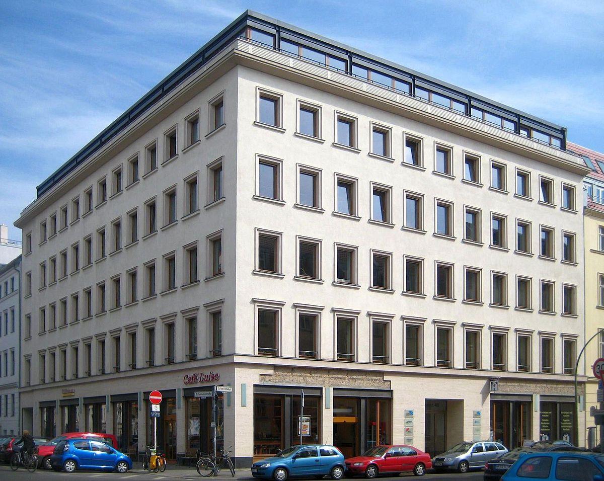 Luisenstraße Berlin Mitte