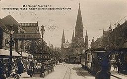 Hardenbergstraße, Ungenannt [Public domain], via Wikimedia Commons