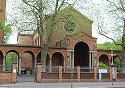 Berlin-Moabit, the Saint John the Baptist church.JPG