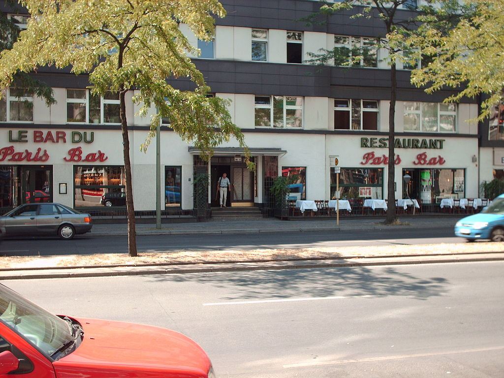 Berlin Kantstraße