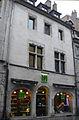 Besançon - 10 rue Battant - facade gauche.JPG