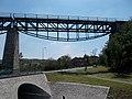Biatorbágy Viaduct, Szabadság Rd, Torbágy.jpg