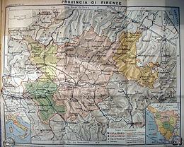 Cartina Geografica Emilia Romagna E Toscana.Romagna Toscana Wikipedia