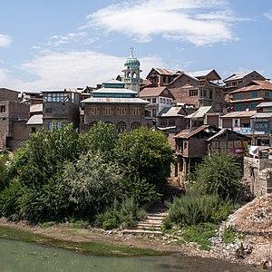 Bijbehara - View of central Bijbehara