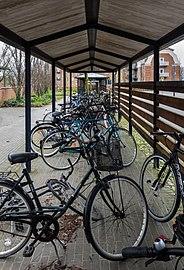Bike shed at Viborg Rutebilstation.jpg