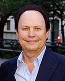 Photo of Billy Crystal at the Tribeca Film Festival in 2012.
