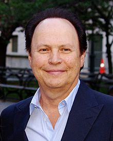 A picture of Billy Crystal at the Tribeca Film Festival in 2012.
