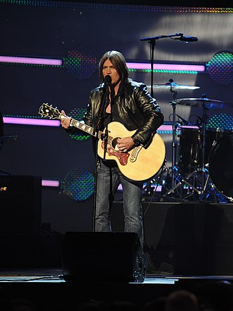 Billy Ray Cyrus - Cyrus singing at the Kids Inaugural Event on January 19, 2009
