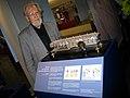 Binäre Vier-Spezies-Getriebemaschine von Franz Otto Kopp und Professor Erwin Stein, Die Nacht, die Wissen schafft 2012, Leibniz Universität Hannover.jpg