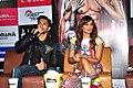 Bipasha Basu & Karan Singh Grover promote 'Alone' at a mall in Thane-5.jpg