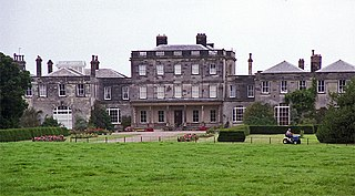Birdsall House Country house in Birdsall, England