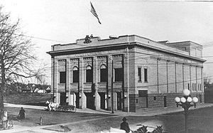 National Register of Historic Places listings in Burleigh County, North Dakota - Image: Bismarck Civic Auditorium