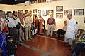 Biswatosh Sengupta - Inaugural Address - Atanu Ghosh Solo Exhibition - Kolkata 2013-12-05 4686.JPG