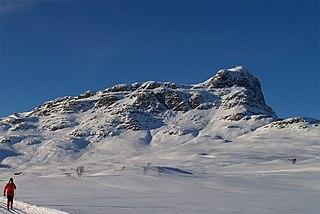Bitihorn Mountain