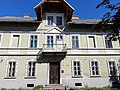Bivši hotel Legat, Železniška ulica 4 Lesce.jpg