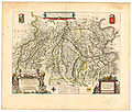 Blaeu 1645 - Fossa Sancta Mariæ quæ et Eugeniana dicitur vulgo De Nieuwe Grift.jpg