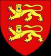 Wappen der früheren Region Haute-Normandie