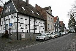 Burgstraße in Arnsberg