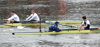 The Boat Race - Competing for the fastest current