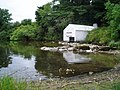 Boathouse at Upper Callow Lake - geograph.org.uk - 505502.jpg
