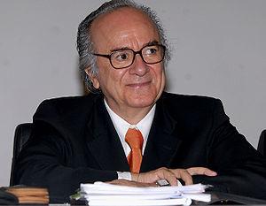 Português: Boaventura de Sousa Santos, sociólo...