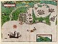 Boazio-Sir Francis Drake in Cartagena.jpg