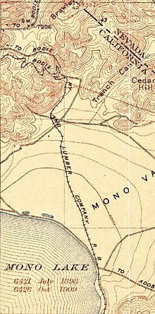 Bodie And Benton Railway And Commercial Company Wikipedia