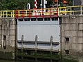 Boerengatbrug - Rotterdam - Sluice gate southeast from below.jpg