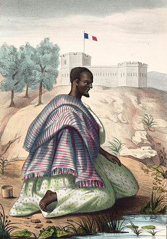 Mandinka people - Mandinka marabout